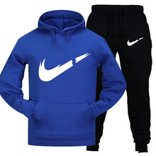 Load image into Gallery viewer, Track suit - new fashion men's sportswear hoodies spring and autumn - hip hop hoodie sweatpants