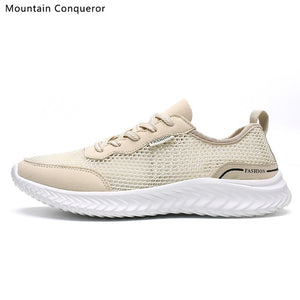 Summer Mountain Conqueror Shoe/Sneaker - Breathable Casual Shoes - Mesh Flats