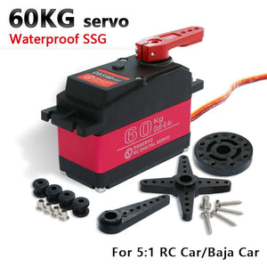 Baja high torque digital servo 60kg DS5160 HV
