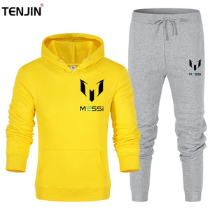Sportswear Sweatshirt 2 in 1 set track suit.  Runner's/Jogger's Streetwear Fleece