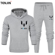Load image into Gallery viewer, Sportswear Sweatshirt 2 in 1 set track suit.  Runner's/Jogger's Streetwear Fleece
