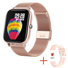 Load image into Gallery viewer, LIGE New P8 1.4 inch Full Touch Women Digital Watches Waterproof Sports For xiaomi iPhone Multifunctional  Electronic Watch Men
