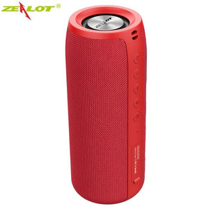 ZEALOT Powerful Bluetooth Speaker Bass Wireless Portable Subwoofer Waterproof with Fm Radio Support TF, TWS, USB Flash Drive