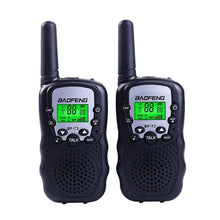 Load image into Gallery viewer, Wholesale Children Mini Kids UHF Walkie Talkie (2pcs)