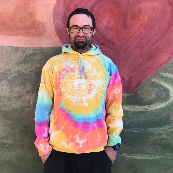 Rainbow Wash Sweatshirt