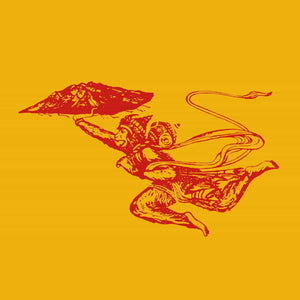 Flying Hanuman Flag