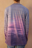 Purple Horizon Wash T-Shirt