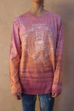 Pink Horizon Wash T-Shirt