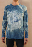 Indigo Night Sky Wash T-Shirt