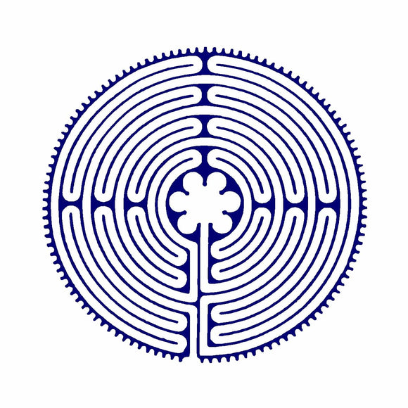 Labyrinth Flag