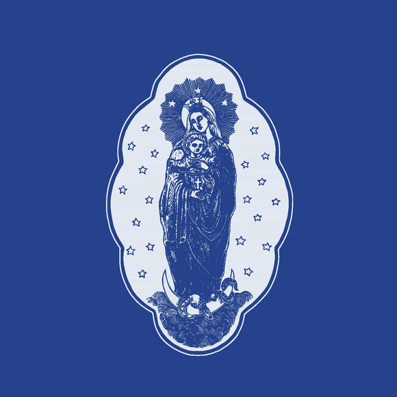 Blessed Virgin Mary Flag