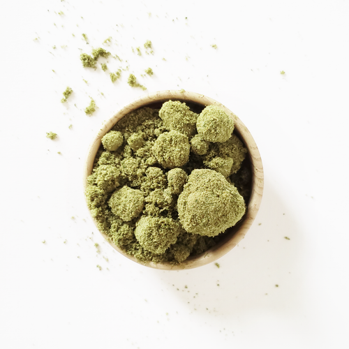 CBD Kief Retail Packaged