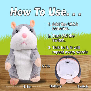 "/""The Talking Hamster/"" Limited Edition!"