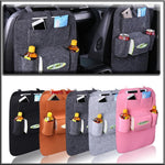 Car Seat Multi-Pockets Storage Organizer