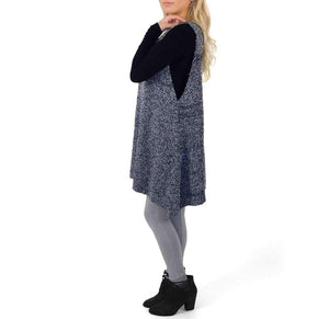 """Matilda"" Knit Sweater Dress"