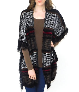 The Jamboree Wrap Poncho