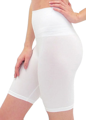 High-Waist Bike Shorts