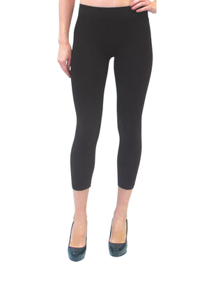 Traditional Cropped Leggings