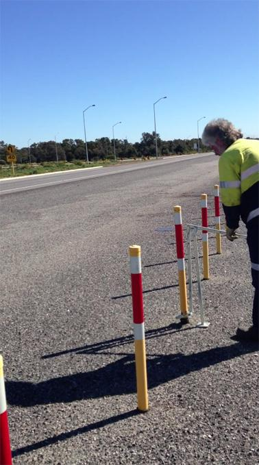 Bollards MRWA Traffic - ZERO CIVIL