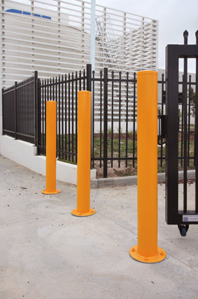Bollards Steel Surface Mount
