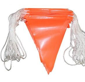 Safety Flag Bunting (plain)