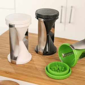 Creative  Vegetable Spiral Funnel Cutters