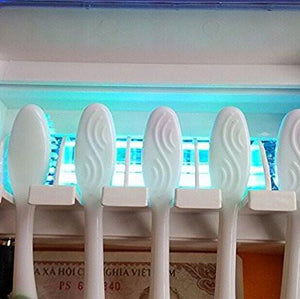 UV Sterilizer Toothbrush Storage