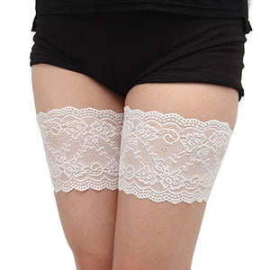 Women Thigh Lace Bands