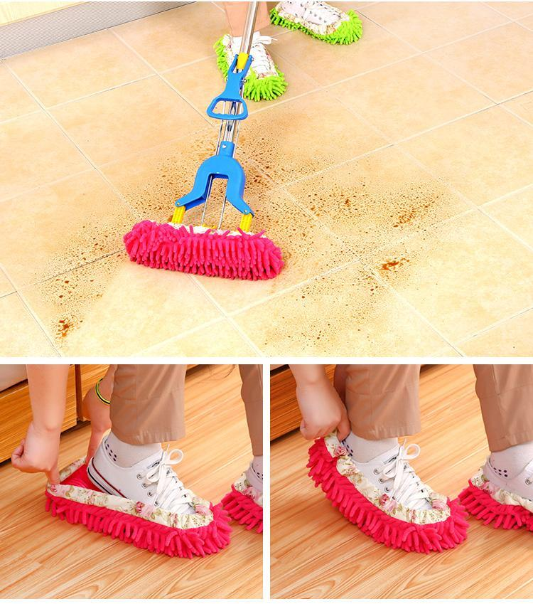 Mop Slippers Comforable Shoes