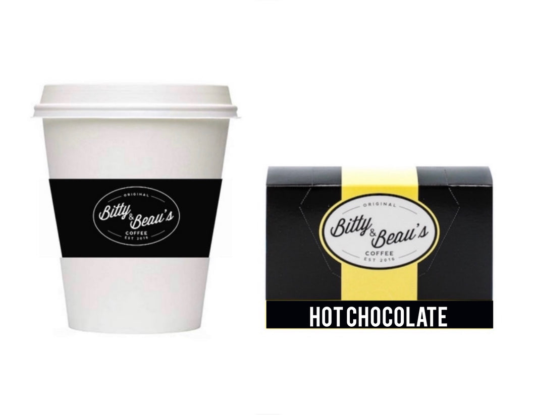200 serving hot chocolate refill pack