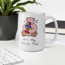 Load image into Gallery viewer, It's My Easter Egg! Max the Teddy Bear Mug
