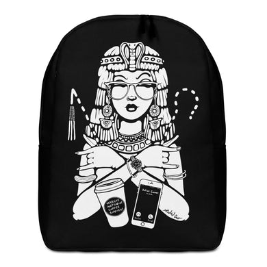 Cleopatra CEO Minimalist Backpack