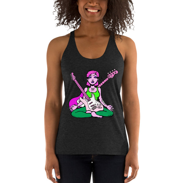 Everything Zen! Women's Racerback Tank