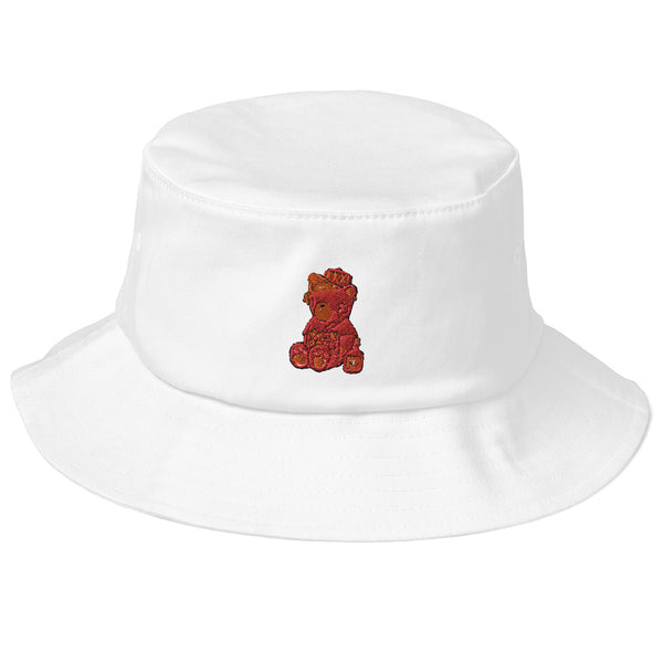 Max the Bear Old School Bucket Hat