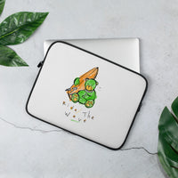 Ride The Wave - Max - Laptop Sleeve