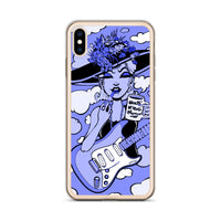 Glamour Rock and Roll iPhone Case