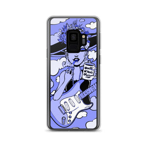 Rock and Roll Glamour Samsung Case