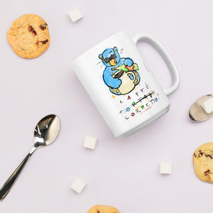 Cafe Corretto! Max the Teddy Bear Mug