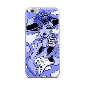 Rock and Roll Glamour iPhone Case