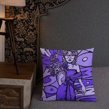 Load image into Gallery viewer, Rock & Roll  Romance Premium Pillow