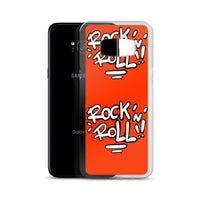 Rock and Roll! Samsung Case