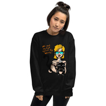 Load image into Gallery viewer, Me and My Cat! Sweatshirt