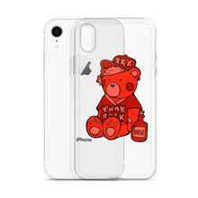 Load image into Gallery viewer, Punk Rock Max iPhone Case (Red)