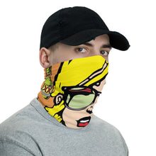 Load image into Gallery viewer, Unisex - One Size Fits All, Washable and Reusable - Berlin Rocks! Neck Gaiter