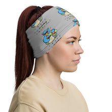 Load image into Gallery viewer, Unisex - One Size Fits All, Washable and Reusable. Cafe Corretto! Max the Teddy Bear Neck Gaiter