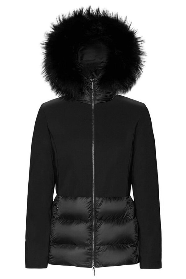 Giubbotto Winter Hybrid Hood Lady Fur- RRD - Giubbotti e pelle - RRD  - Manida Shop Online-[variant_SKU]- [product_description]