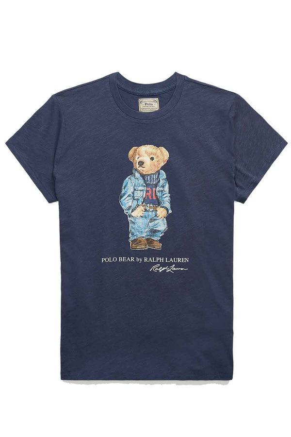 Tshirt Polo Bear - POLO RALPH LAUREN - T-shirt - POLO RALPH LAUREN  - Manida Shop Online-[variant_SKU]- [product_description]