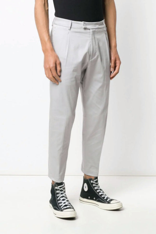 Pantalone con pince- LOW BRAND - Pantaloni e jeans - LOW BRAND  - Manida Shop Online-[variant_SKU]- [product_description]