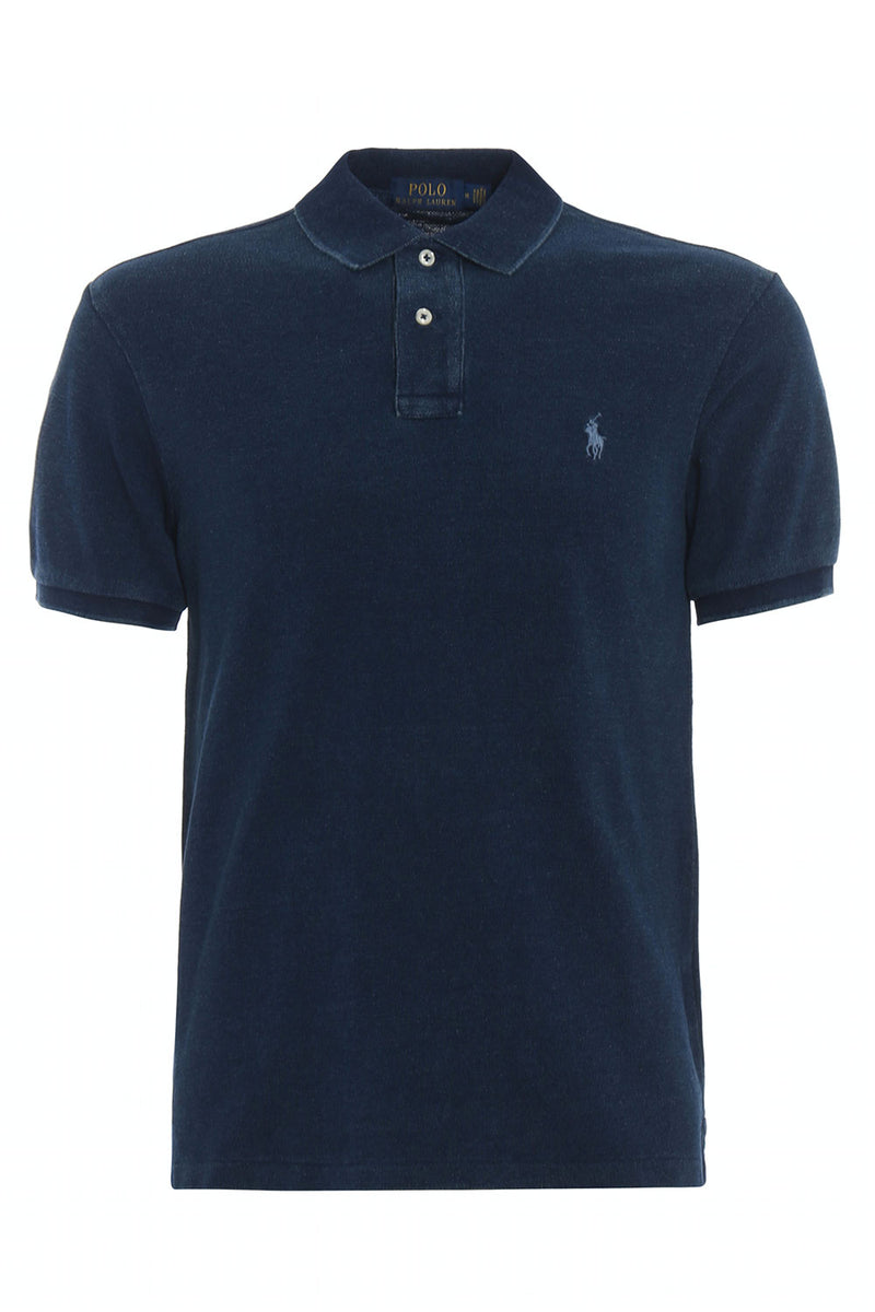Polo Custom Fit - POLO RALPH LAUREN - Polo - POLO RALPH LAUREN  - Manida Shop Online-[variant_SKU]- [product_description]