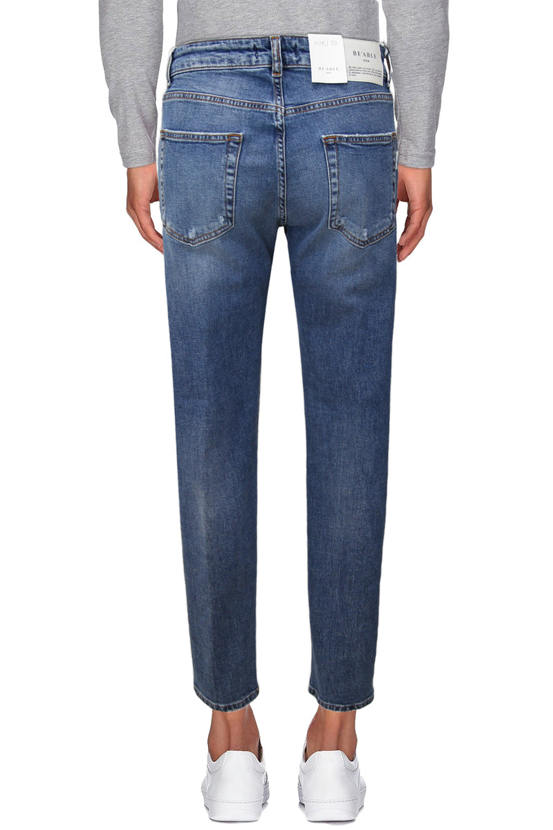 Jeans con sfumature - BE ABLE